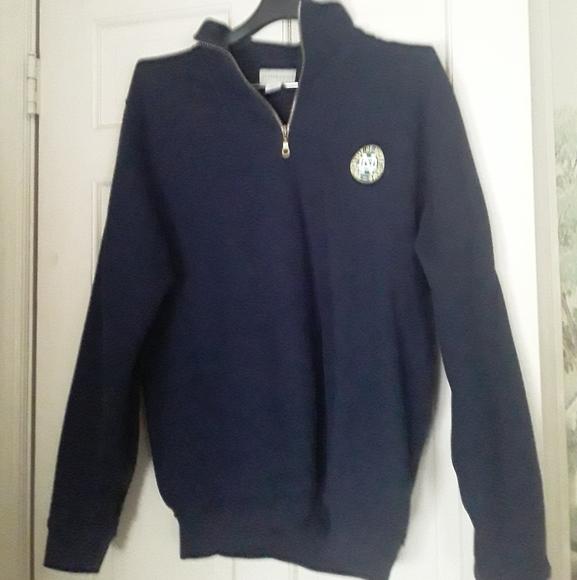 University of Notre Dame Navy Sweater